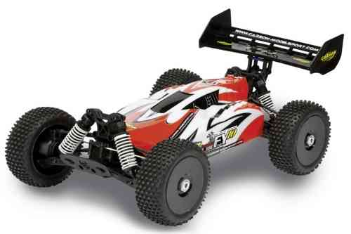 FY10 Destroyer Line Brushless 2S 100% RTR 2,4 GHz 1:10
