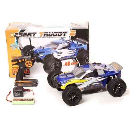 df models Fighter Truggy 2 BL RTR waterproof 1:10