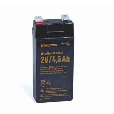 Graupner 793 Bleiakku 2V//4,5Ah