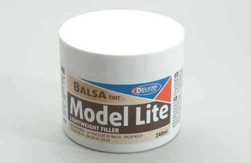 Model Lite L/wght Füller (Balsa) 250 ml