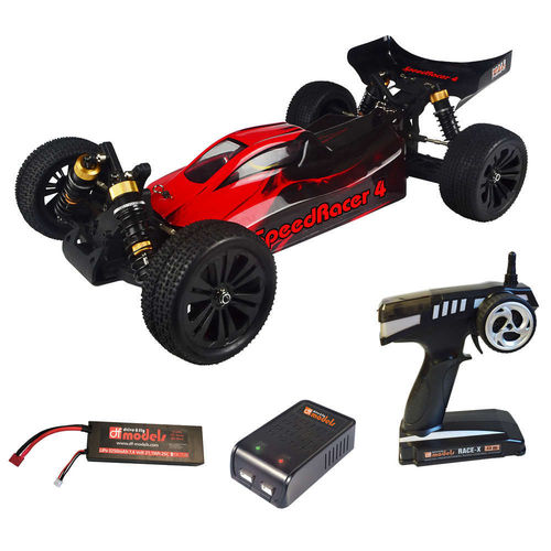 df models SpeedRacer 4 RTR 1:10 - waterproof