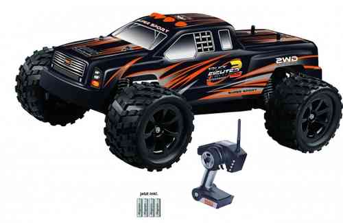 df models Truck Fighter 3 WD RTR (inkl. Lipo-Akku) 1:12