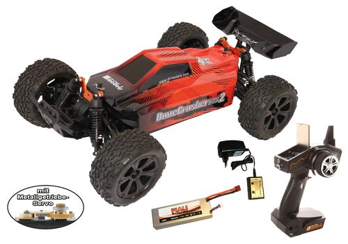 df models DuneCrucher PRO 2 RTR Brushless