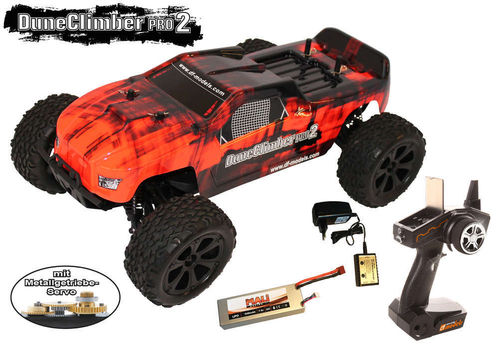df models DuneClimber PRO 2 RTR Brushless