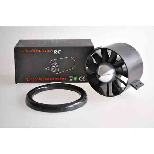 Wemotec Midi Fan EVO Impeller / HET 650-68-1340