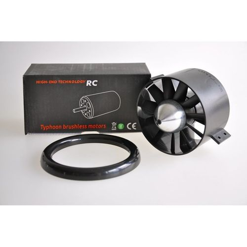 Wemotec Midi Fan EVO Impeller / HET 650-58-1480