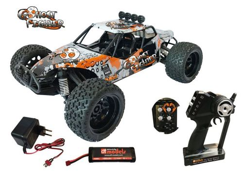 df models GhostFighter RTR 4WD
